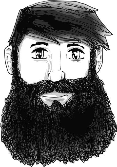 Free Beard Cliparts, Download Free Clip Art, Free Clip Art ...