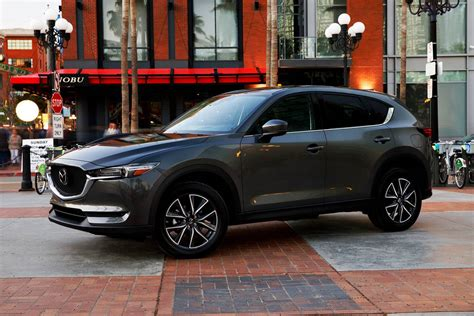 Used 2017 Mazda Cx-5 Suv Pricing