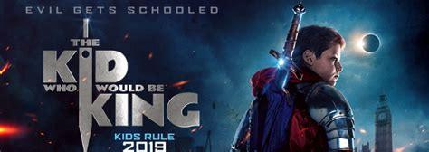 rhianna dorris instagram watch trailer for the kid who would be king