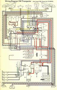1979 Vw Transporter Wiring Diagram