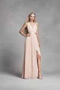 Vera Wang Pink Bridesmaid Dresses - Flower Girl Dresses