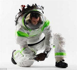 Nasa reveals new spacesuit - but was it designed by a fan ...