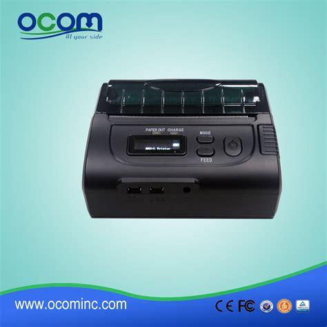 ocpp  wireless wifi mini portable printer bluetooth