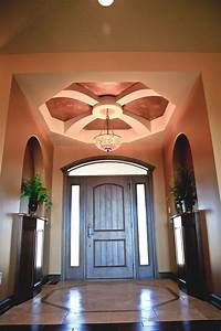 Foyer  Entryway Ceiling