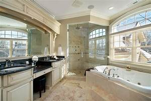36 Master Bathrooms with Double Sink Vanities (PICTURES