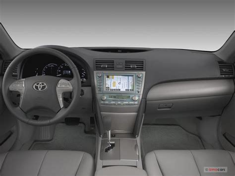 toyota camry hybrid interior  news world report