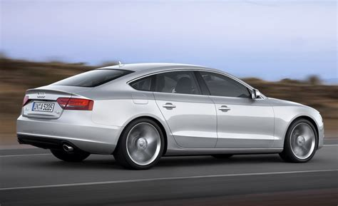 Audi A5 by Complete Sport Car Information Audi A5