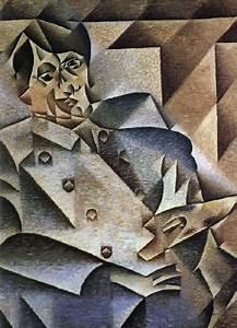 Adolph Menzel Museum: The portrait of Picasso Juan Gris