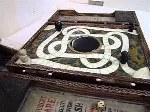 Jumanji board replica - YouTube