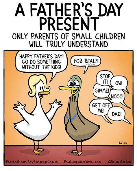 Dad Comic Meme - 17 best images about fowl language comics on pinterest language funny parenting and ducks