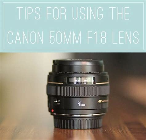 tips    canon mm  lens dslr