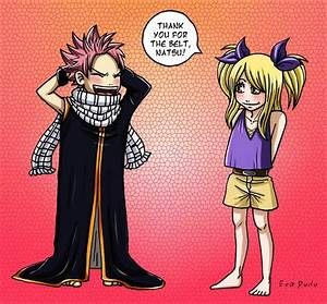 Natsu and Lucy - Chapter 350 by Eva-Dudu on DeviantArt