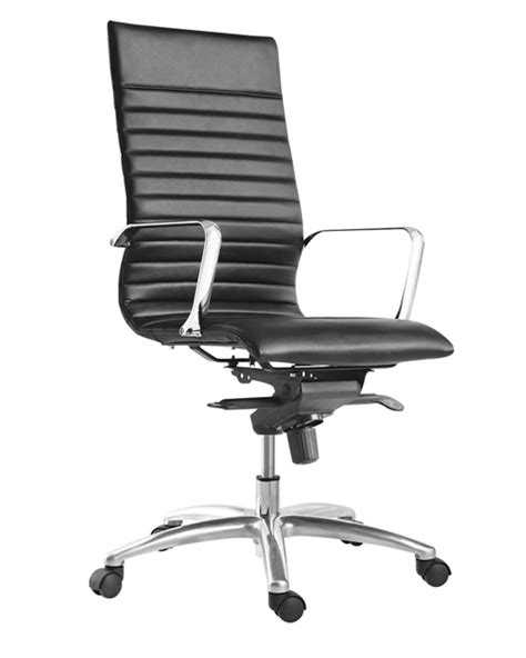 Corp Design Zetti High Back Executive Leather Chair