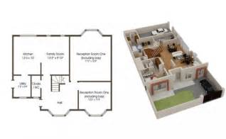 floor plan for house are 3d floor house building plans better than 2d floor