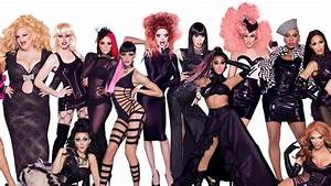 The top 10 RuPaul's Drag Race contestants | Sexuality
