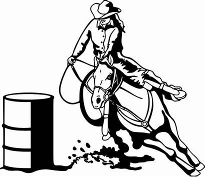 Barrel Racing Clipart Clip Clipground Help