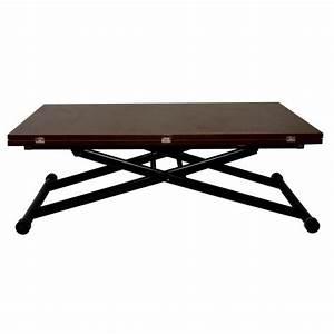 Table Basse Relevable Fly : table basse transformable occasion ~ Teatrodelosmanantiales.com Idées de Décoration
