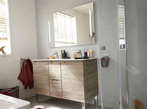 meuble de salle de bain chez leroy merlin