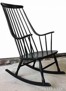 Rocking Chair Maison Du Monde : 119 80 chez maisons du monde rocking chair rotin noir louisiane fauteuils pinterest ~ Teatrodelosmanantiales.com Idées de Décoration