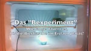 Wie Lange Dauert Es Bis Rasen Wächst : wie lange dauert es bis eine bierflasche im eisfach platzt youtube ~ Frokenaadalensverden.com Haus und Dekorationen