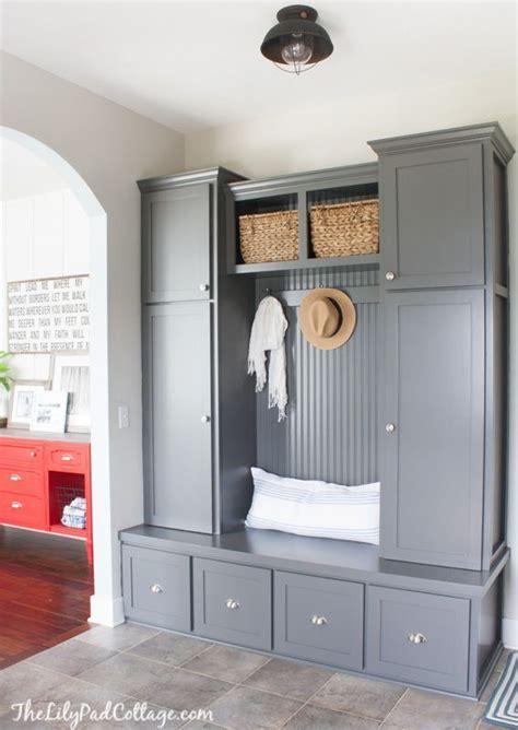 ikea mudroom ideas  pinterest entryway storage