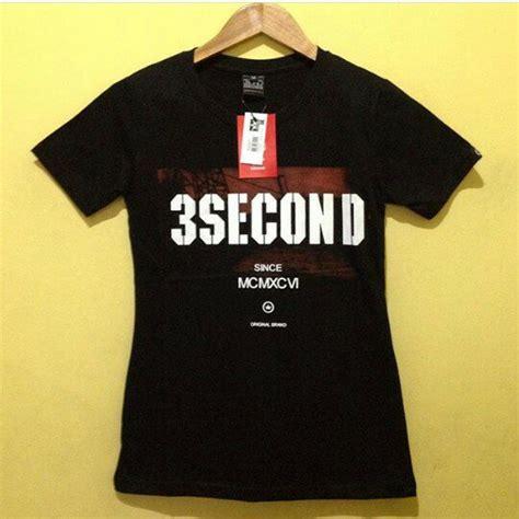 Kaos 3second 3scnd303 jual beli kaos three second cewek baru jual beli
