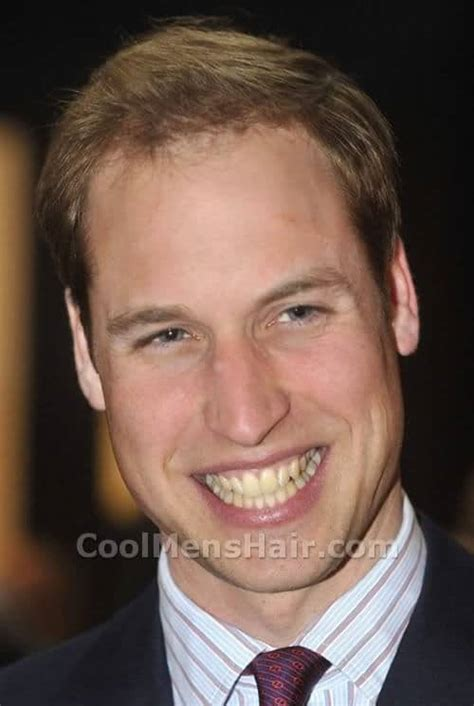 Prince William Hairstyle