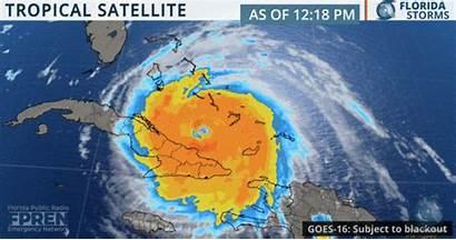 Evacuation Irma Florida Hurricane Zones Shelters Radio