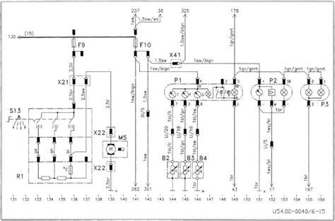 kienzle 1314 37 tachograph wiring diagram mercedes