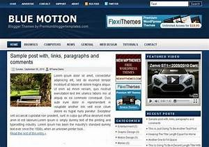 blue motion blogger template 2014 free download With motion 4 templates free download