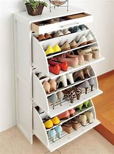 vertical shoe storage interesting ideas for home With meuble 9 cases ikea 16 range bouteilles brico