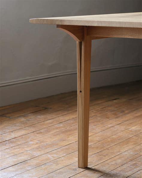 peg leg table devol kitchens