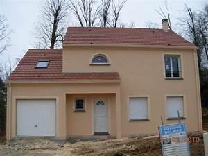 Couleur De Facade : couleur crepi maison weber ventana blog ~ Nature-et-papiers.com Idées de Décoration
