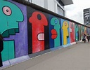 A Visit to the East Side Gallery Berlin- AN Open Air Art ...