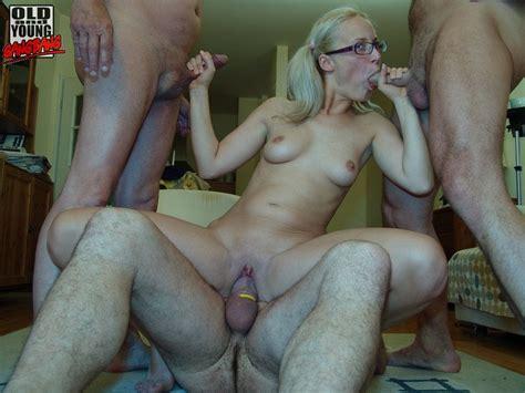 Senior Gangbang Mature Sex