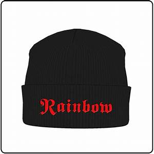 Backstreetmerch | Logo | Rainbow | Beanie