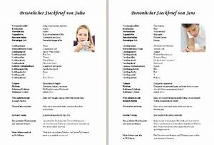 Sich Selber Erstellen : hochzeitszeitung steckbrief beispiele und muster ~ Buech-reservation.com Haus und Dekorationen