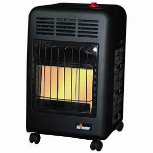 Mr  Heater 18 000 Btu Propane Cabinet Heater