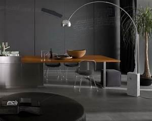 Leuchte über Esstisch : bogenleuchte ber esstisch beleuchtung pinterest ~ Michelbontemps.com Haus und Dekorationen