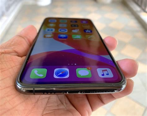 space gray iphone pro max unboxing