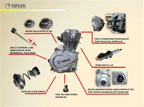 China High Quality Silvery Aluminium Motorcycle Engine