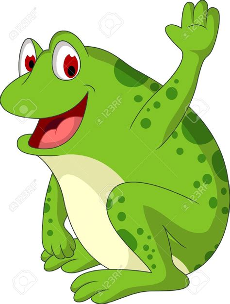 Frog Clip Toad Clipart Clipground