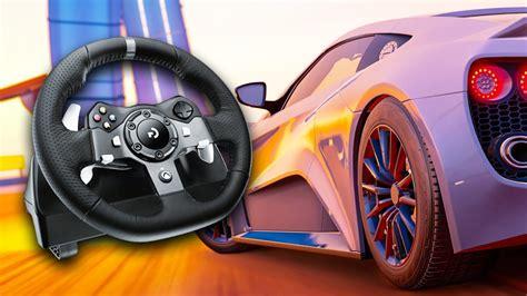 Forza Horizon 3 Das Erste Mal Mit Einem Lenkrad