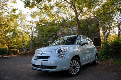 2014 Fiat 500l Easy by 2014 Fiat 500l Review Motoring Rumpus