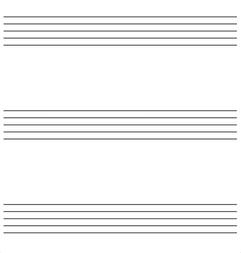 Grand staff blank template page 2 sheet music piano choral, music notes on staff various swirly musical template note, creative music style template vector illustration free printable music staff sheet 5 double lines templates at. 7+ Staff Paper Samples | Sample Templates