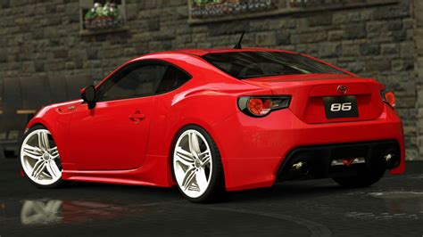 2018 Toyota 86 Gt Gran Turismo 5 By Vertualissimo On