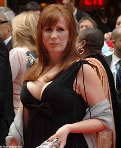 Catherine Tate Body Measurements - Celebrity Bra Size ...