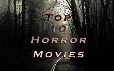 Top 10 Horror Movies Since 2000 Youtube