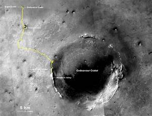 NASA's Long-Lived Mars Opportunity Rover Sets Off-World ...