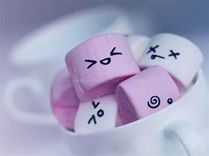 Cute marshmallows by lieveheersbeestje on DeviantArt